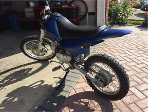 Baja Dirt Bike **Barely Driven** REDUCED