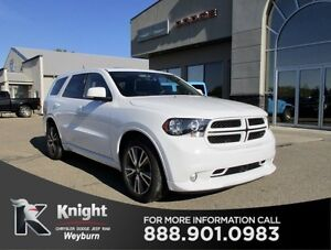 2013 Dodge Durango R/T NAV Back-Up Cam Heated/Cooled Leather