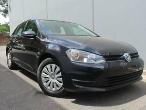 2014 Volkswagen Golf VII MY15 90TSI DSG Black 7 Speed Sports Automatic Dual Clutch Hatchback Reynella Morphett Vale Area Preview