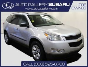 2011 Chevrolet Traverse LS | LAODED | 7 PASSENGER SEATING | AWD
