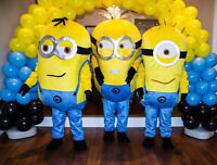 Invite Minion to your child's Birthday Party!