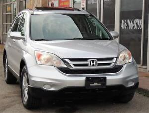 2010 Honda CR-V EX-L/\LEATHER/\SUNROOF/\4WD