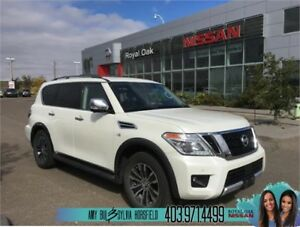 2018 Nissan Armada SL 4x4 5.6L **Save More!!**