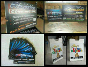 Signs, Banners, Graphics, Vinyl Decals, Large Format Printing Windsor Region Ontario image 5