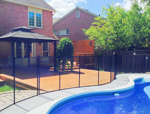 Removable fence/enclosure for pool, yard or deck Kawartha Lakes Peterborough Area image 6