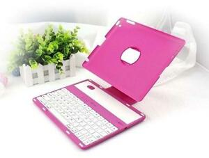 iPad case with Bluetooth