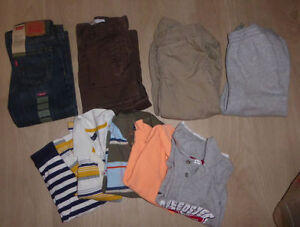 Boys' winter clothing lots size 4 $ 25, size 5 $ 20