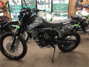 2018 KAWASAKI KLX250S $34.00 Weekly Tax In! O.A.C.