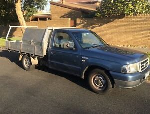 2005 Ford Courier Ute Caulfield South Glen Eira Area Preview