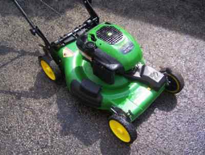 What are some popular lawn mowers?
