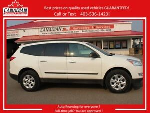 2011 Chevrolet Traverse 1LS AWD 7 Passenger Low kms