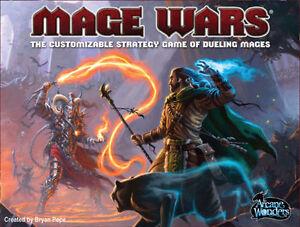 Mage Wars Arena + Expansions Kitchener / Waterloo Kitchener Area image 1
