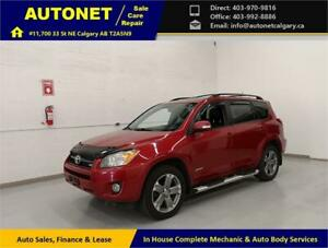 2009 Toyota RAV4 Limited AWD/Heated Seat/Backup Cam/Low KM