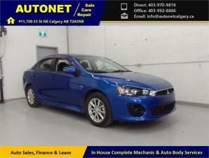 2016 Mitsubishi Lancer AWD/Only 11,000KM/One Owner/No Accident