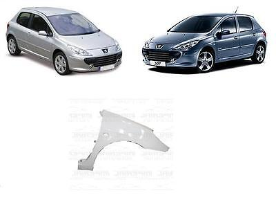 PEUGEOT 307 2005/2008 FRONT WING PAINTED ANY COLOUR RIGHT SIDE O/S