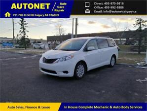 2012 Toyota Sienna LE AWD/Low KM/Backup Cam/Remote Starter