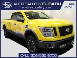 2016 Nissan Titan XD PRO-4X | 4X4 | 20-INCH WHEELS | HEATED BUCK