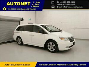 2011 Honda Odyssey Touring**All Options Fully Loaded**Low KM**