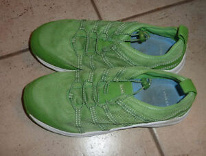 Lands End outdoor/water shoes, Rockport washable shoes, size 10 Kitchener / Waterloo Kitchener Area image 1