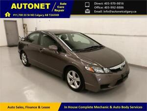 2011 Honda Civic/Only 84000KM/CLEARANCE PRICE/Fully Inspected