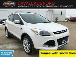2013 Ford Escape Titanium 4WD pano roof, nav, trailer tow pkg!!