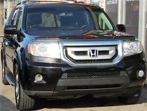2011 Honda Pilot Touring/\LEATHER/\SUNROOF/\4WD/\DVD/\NAV