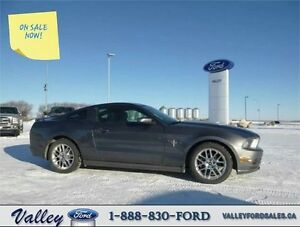 PONY PACKAGE & REMOTE START! 2014 Ford Mustang V6 Premium Auto