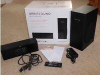 OrbitSound M9 Soundbar Compact & Wireless Subwoofer /bluetooth
