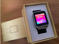 Unlocked Smart Watch Phone Boxed For Samsung Galaxy Sony & Android Phones More
