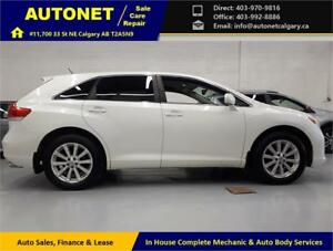 2011 Toyota Venza AWD/No Accident/CarProof Full Service Records