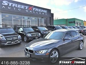 2012 BMW 335i **CLEAN CARPROOF - NON ACCIDENT VEHICLE w/ NAVI**