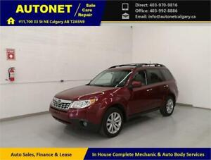 2011 Subaru Forester Limited/Low KM/Financing/Fully Loaded