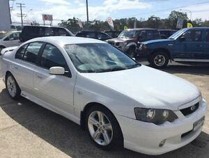 2005 Ford Falcon XR6 4 Speed Automatic Sedan Underwood Logan Area Preview