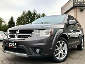 2016 Dodge Journey Limited *No Accidents* 7 Passenger* Certified