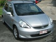 2005 Honda Jazz GD MY05 GLi Silver 1 Speed Constant Variable Hatchback Bungalow Cairns City Preview