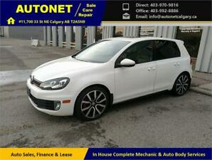 2012 Volkswagen Golf GTI DSG Automatic/4-DoorHatchback/Financing