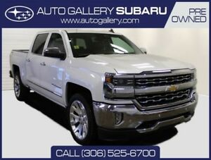 2016 Chevrolet Silverado 1500 LTZ | PST PAID | UNDER 7,000 KM'S