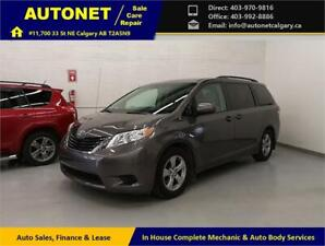 2013 Toyota Sienna LE/8-Seat/95,000 KM/Backup Cam/No Accident