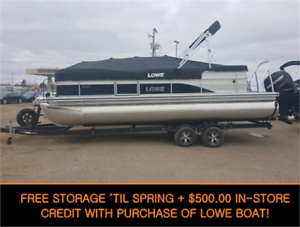 2017 Lowe Boats SS230 XD