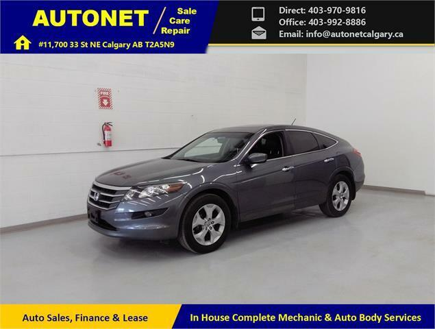 Honda Accord Awd >> 2010 Honda Accord Crosstour Ex L Awd Low Km Inspected Cars Trucks Calgary Kijiji