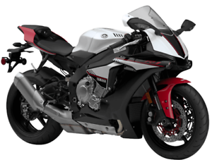 YAMAHA YZF-R1S 2016 SEULEMENT 5000 KMS