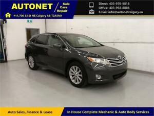 2010 Toyota Venza AWD/4 Cylinder/Heated Seats/Backup Camera