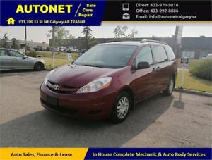 2008 Toyota Sienna Low KM/Fully Inspected/Excellent Condition