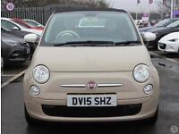 Fiat 500C 1.2 Colour Therapy 2dr