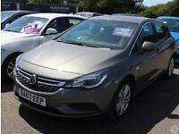 Vauxhall Astra 1.4T 150 Tech Line 5dr Auto