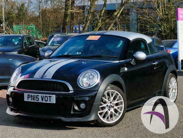 Mini Coupe Cooper 16 3dr Chili Sport Pack In Cannock