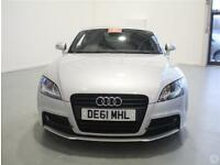 Audi TT Coupe 2.0 TDI 170 Quattro Black Edition 2d