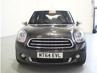 Mini Paceman Cooper 1.6 3dr Pepper Pack 18in Alloy