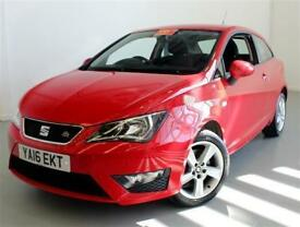 Seat Ibiza Coupe 1.2 TSI 110 FR 3dr Tech Pack
