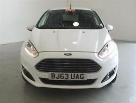 Ford Fiesta 1.6 TDCi Titanium X 5dr Leather Pack